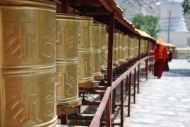Obligatory Prayer Wheel Shot
