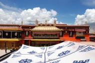 Jokhang Temple, Barkhor Square, Lhasa