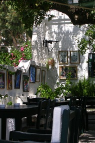 Turkbuku cafe